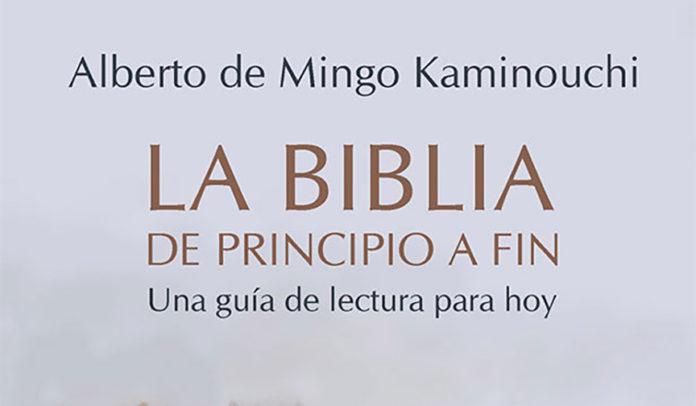 """Pubblicato il Libro: """"La Biblia de principio a fin"""""""