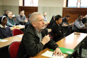 Difesa dottorale di Juan Manuel Ortiz Palomo @ Accademia Alfonsiana
