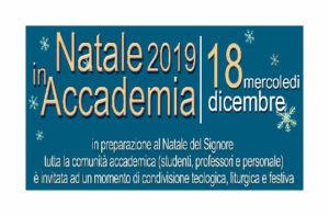 Natale in Accademia @ Accademia Alfonsiana