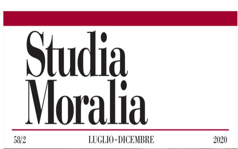 online l'editoriale del II fascicolo 2020 di Studia Moralia