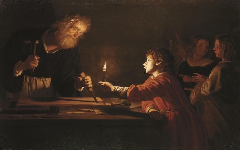 Pensieri alfonsiani su san Giuseppe