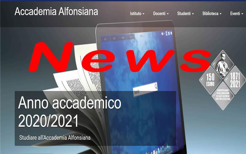 Avviso alla comunità accademica – 12 marzo 2021