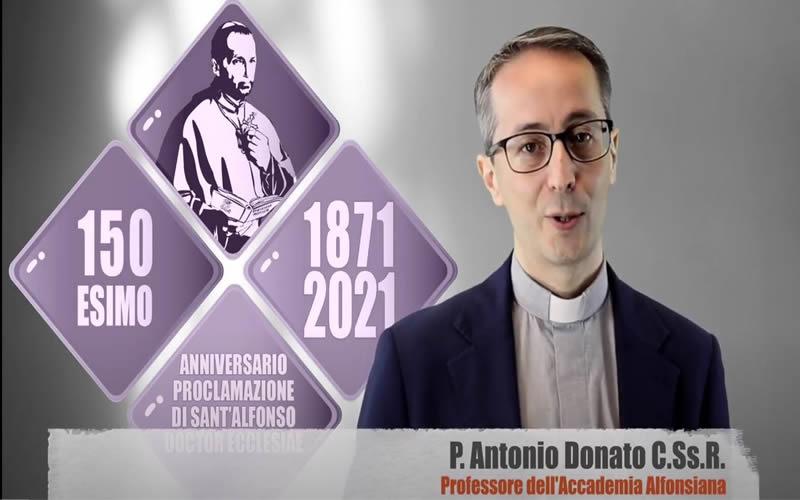 Invito: Giornata di studio 150° anniversario S. Alfonso Doctor Ecclesiae