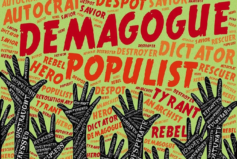 Is populism an ideology?