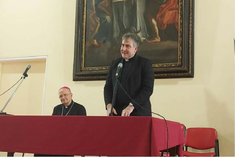 Ex studente nominato Vescovo Ausiliare di Pozzuoli (Italia)