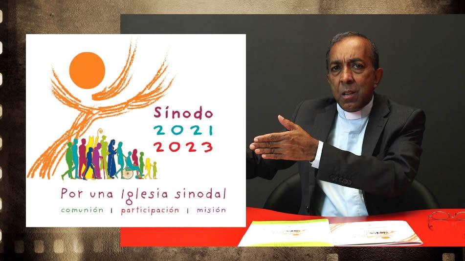 Il Prof.  Vimal Tirmanna, C.Ss.R., membro della Commissione Teologica per il Sinodo sulla Sinodalità